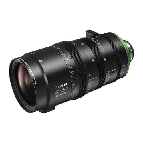 Fujinon Premista 80 250mm T2.9 3.5 Large Format Zoom Lens