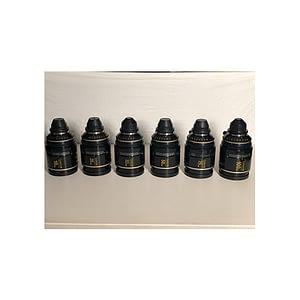 Cooke S5i Super35mm Prime Lenses 1