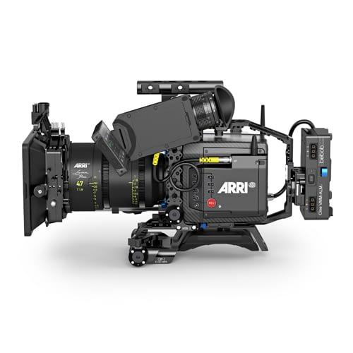 ALEXA Mini LF Ready to Shoot Set V Cineom DMCC Packages