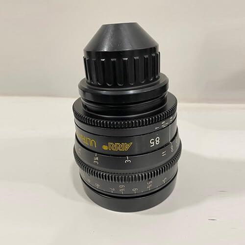 1 x ARRI Ultra Prime 85 T1.9 F Cineom DMCC Dubai Preowned Lens