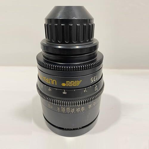 1 x ARRI Ultra Prime 135 T1.9 F Cineom DMCC Dubai Preowned Lens