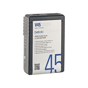 Bebob V45 Micro VMount Li Ion Battery 01