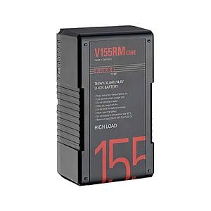 Bebob V Mount Li Ion High Load battery 14.8V 155Wh 01