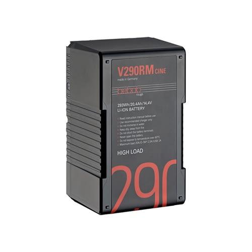 Bebob V290 RM Cine V Mount Li Ion High Load battery 01