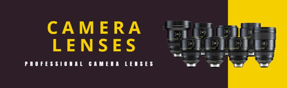 Cineom Camera Lenses