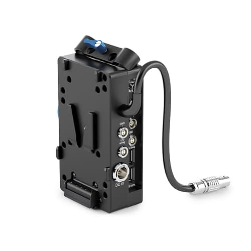 ARRI K2.0014530 V MOUNT POWER SPLITTING BOX MKII