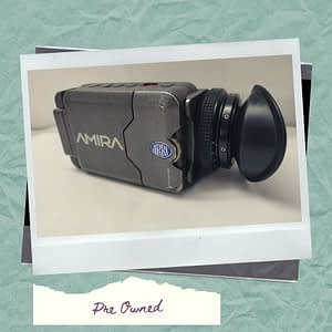 Amira Camera with Premium ARRI RAW License Pre owned Cineom DMCC Dubai UAE 1