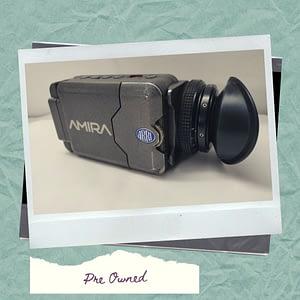 Amira Camera with Premium ARRI RAW License Pre owned Cineom DMCC Dubai UAE 1