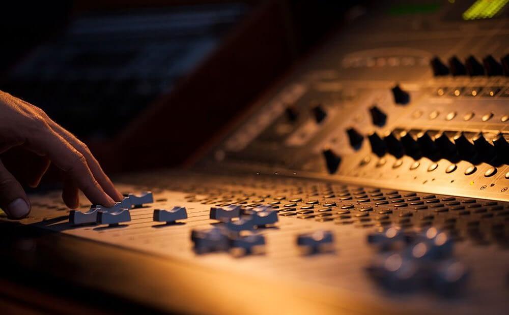 Audio Post Production Cineom