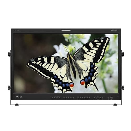 LUM 240G TV Logic 24 inche LCD 4K UHD interface