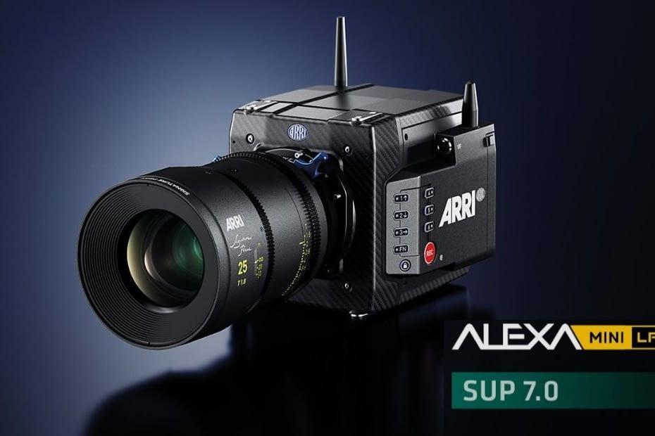 Cineom ARRI ALEXA Mini LF Software Update Package 7