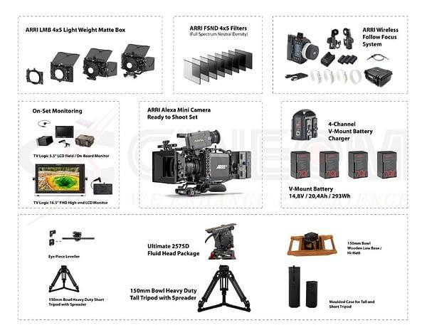 01 ALEXA Mini Ready to Shoot kit