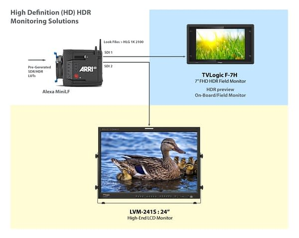 08 HD HDR Monitoring Option 2 24 Inches