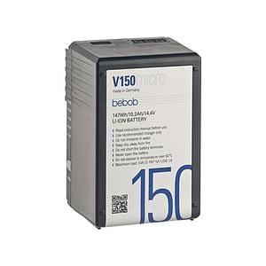Bebob V150 Micro VMount Li Ion Battery 01