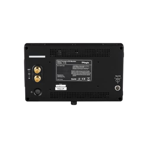 TVLogic 7 LCD Field Monitor 02