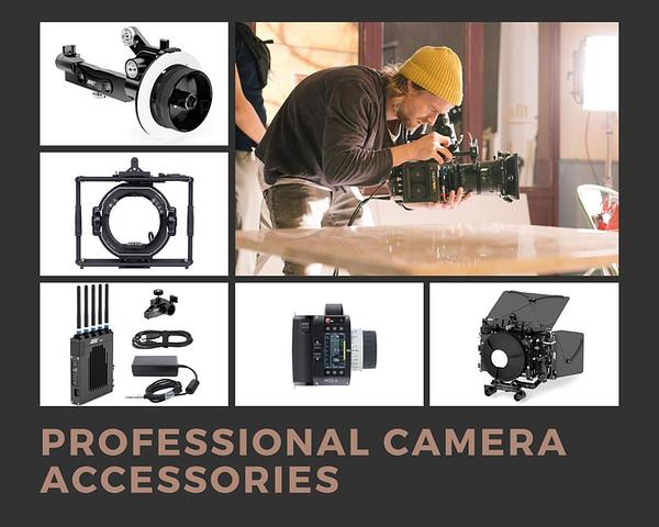 Professional Camera Accessories Cineom DMCC