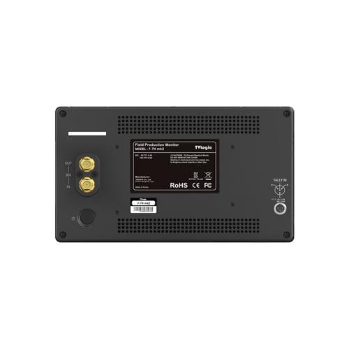 TV Logic F 7H mk2 7 LCD Field Monitor 02