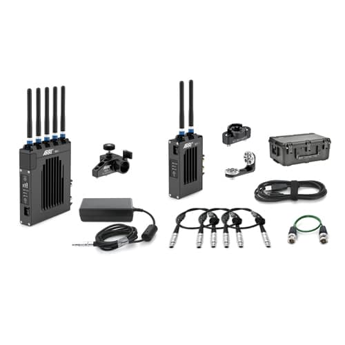 Complete Wireless Video Solutions for 2 Receivers Cineom DMCC