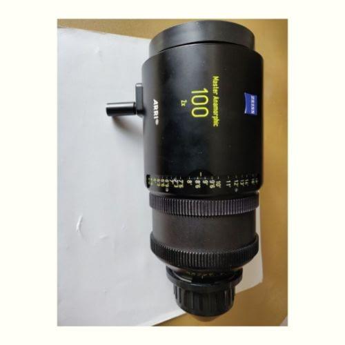 1 x Master Anamorphic 100 T1.9 F Cineom DMCC Preowned Lens Dubai
