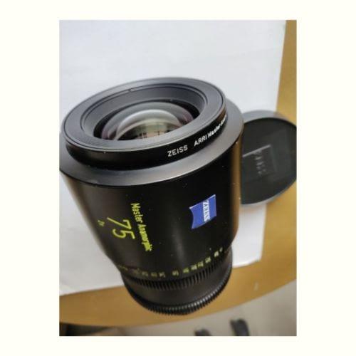 1 x Master Anamorphic 75 T1.9 F Cineom DMCC Preowned Lens Dubai UAE