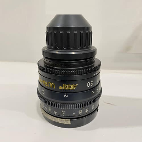 1 x ARRI Ultra Prime 50 T1.9 F Cineom DMCC Dubai Preowned Lens